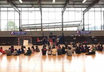 Journée Handball