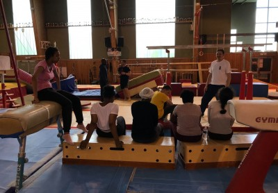 Journée gymnastique