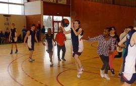 Rencontre de Basketball Adapté à Sannois (95)