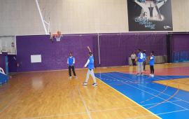 Basket Sport Adapté - 23/03/2017 à Cergy