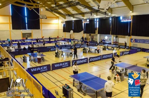 Ligue de sport adapt d 39 le de france - Ligue idf tennis de table ...