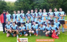 Christo Rugby participe au tournoi de Bradford!